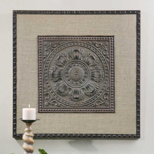 Filandari Metal Wall Decor by Uttermost