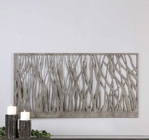 Amadahy Metal Wall Decor by Uttermost