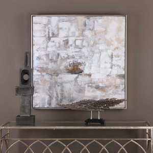 Luxe Hand Painted Canvas by Uttermost