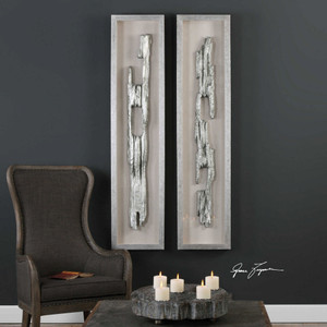 Amalur Shadow Boxes S/2 by Uttermost