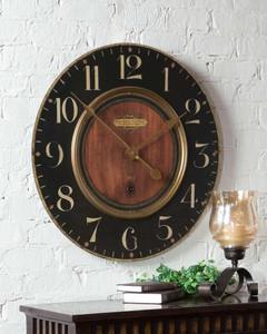 Alexandre Martinot 76cm Wall Clock by Uttermost