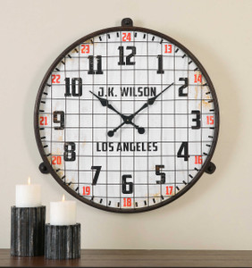 Max Wall Clock by Uttermost