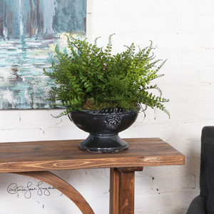 Amberly Fern Centerpiece by Uttermost