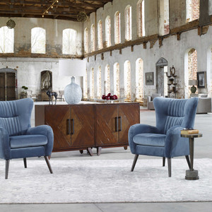 Dax Accent Chair by Uttermost