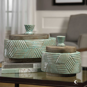 Ruth Boxes S/2 by Uttermost