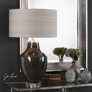 Vrana Table Lamp - by Uttermost