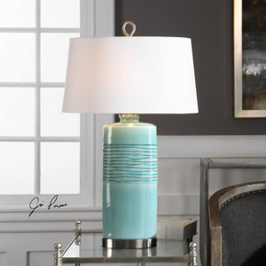 Rila Table Lamp by Uttermost