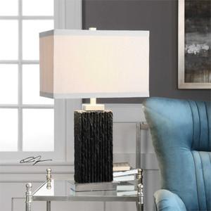 Pravus Table Lamp - by Uttermost