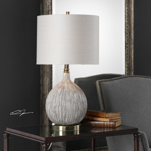 Hedera Table Lamp by Uttermost