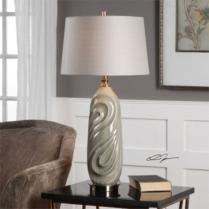 Griseo Table Lamp - by Uttermost