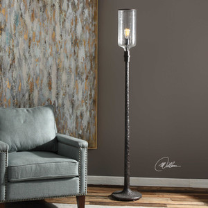 Hadley Floor Lamp by Uttermost