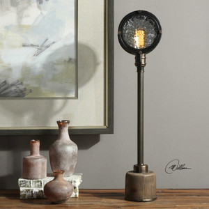 Gavia Accent Lamp by Uttermost