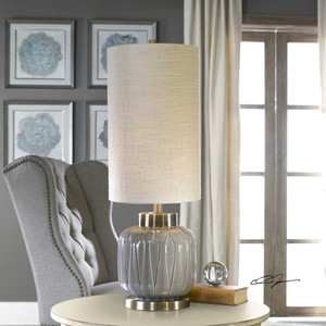 Zahlia Buffet Lamp by Uttermost