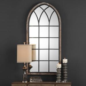 Montone Arch Mirror by Uttermost