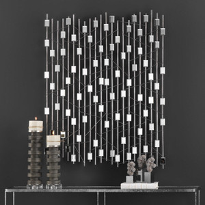 Iker Mirrored Wall Decor by Uttermost