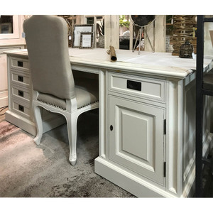 Bella House Classic Writing Desk - Antique White