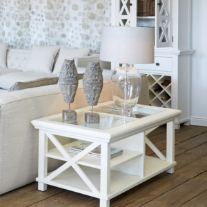 Hampton Island Side Table.Coffee Tables