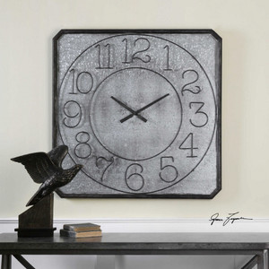 Dominic Wall Clock by Uttermost