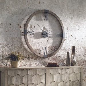 Marcelo Wall Clock by Uttermost