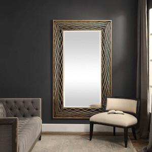 Galtero Gold Mirror by Uttermost