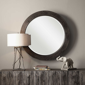 Ramere Round Mirror by Uttermost