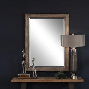 Walt Farmhouse Mirror by Uttermost