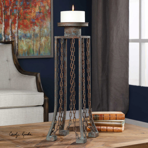 Danu Candleholder by Uttermost