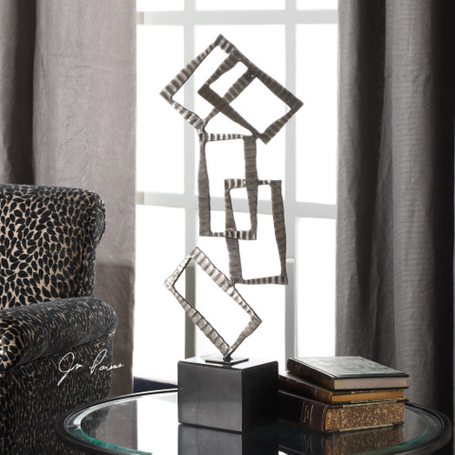 Talal Sculpture by Uttermost