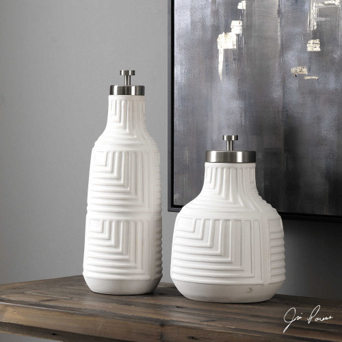 Chandran Containers S/2 by Uttermost
