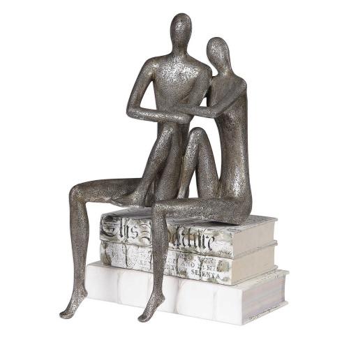 Courtship Figurine