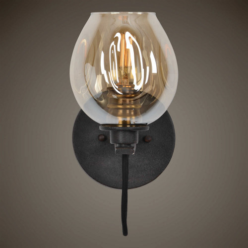 Fritz 1 Lt. Sconce by Uttermost