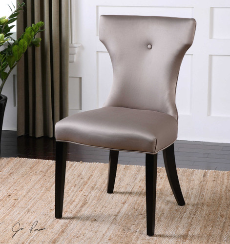 Wynter Armless Chair by Uttermost