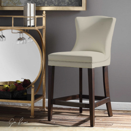 Dariela Counter Stool by Uttermost