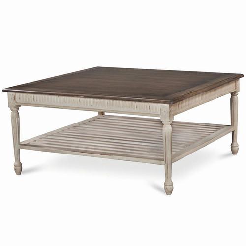 Regent Coffee Table - Size: 48H x 99W x 99D (cm)
