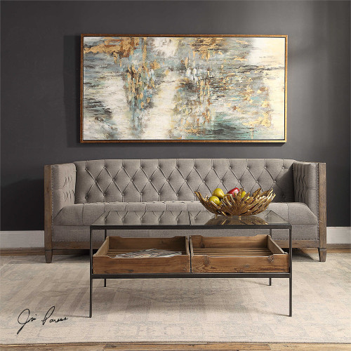 Silas Coffee Table 2 Cartons - by Uttermost