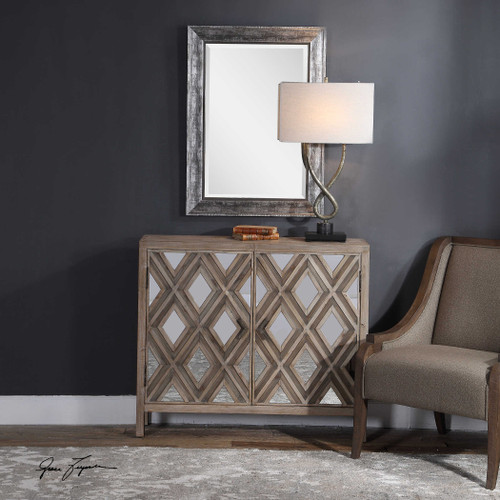 Tahira Accent Cabinet by Uttermost