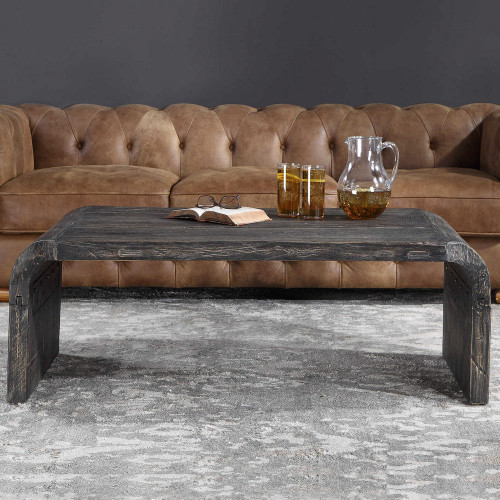 Elvin Minimalist Coffee Table by Uttermost
