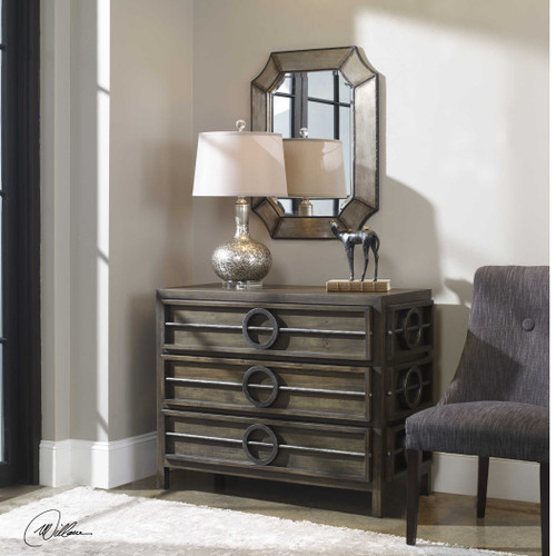 Riley Accent Chest by Uttermost
