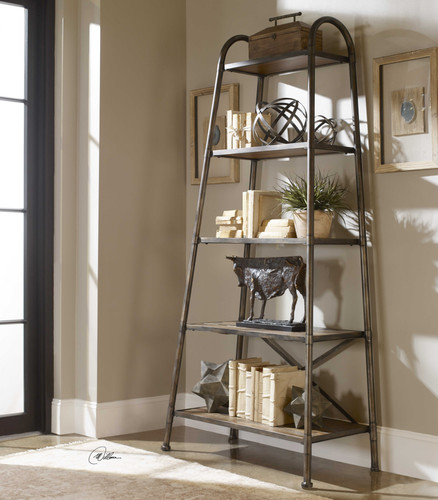 Zosar Etagere by Uttermost