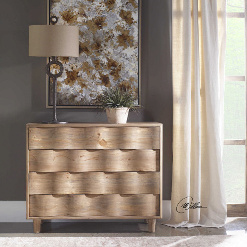 Crawford Accent Chest by Uttermost