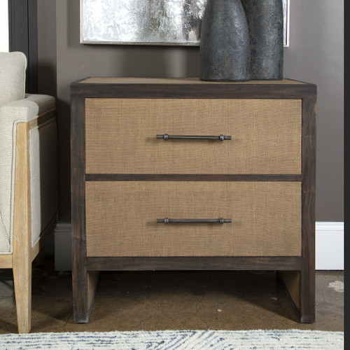 Morell Accent Chest Nightstand by Uttermost
