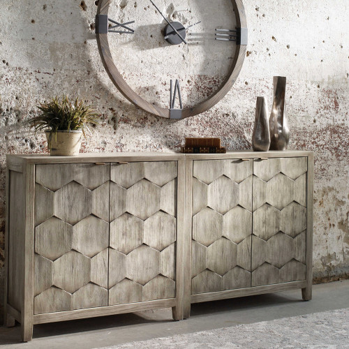 Catori Console Cabinet by Uttermost