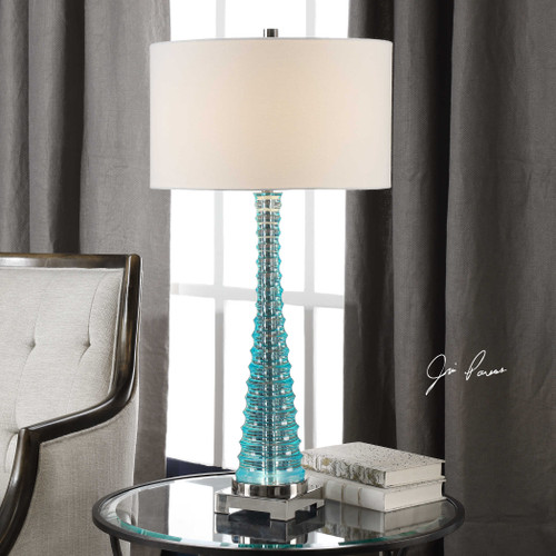 Mecosta Table Lamp by Uttermost