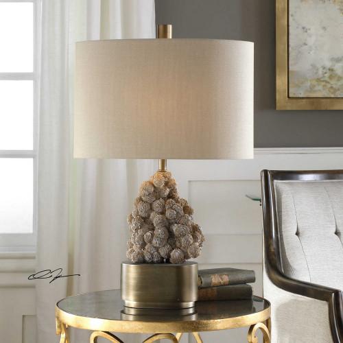 Desert Rose Table Lamp by Uttermost
