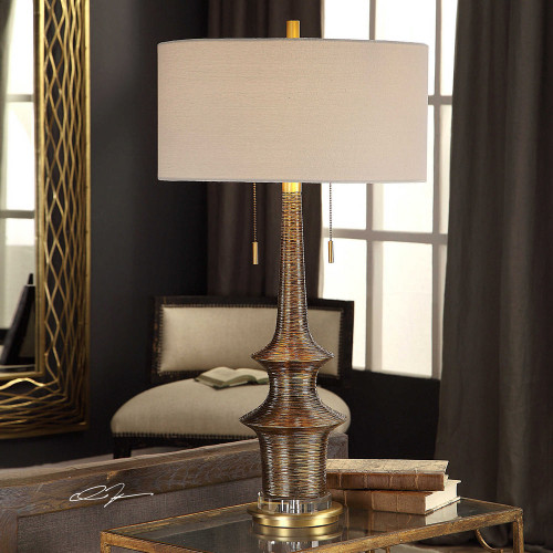 Galatea Table Lamp by Uttermost