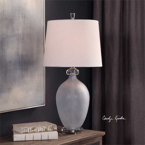 Leah Table Lamp - by Uttermost