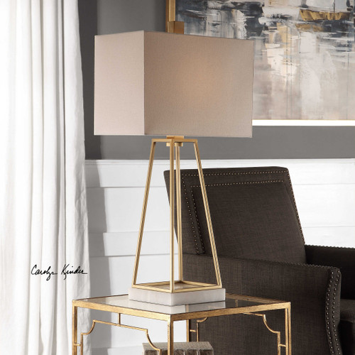 Mackean Table Lamp by Uttermost