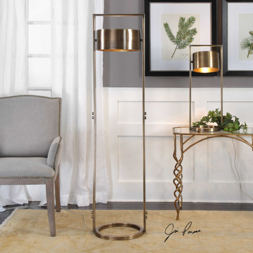 Ilario Floor Lamp by Uttermost