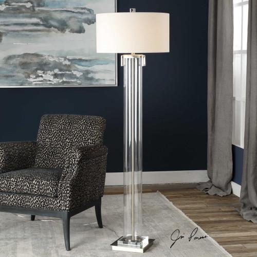 Monette Floor Lamp by Uttermost