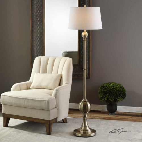 Abriola Floor Lamp by Uttermost